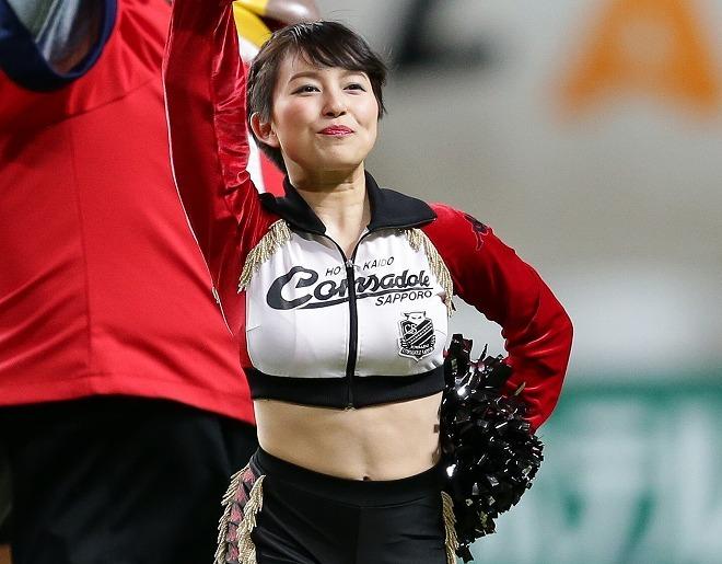 【PHOTO】札幌が誇る美女ダンスチーム『コンサドールズ』! | サッカーダイジェストWeb