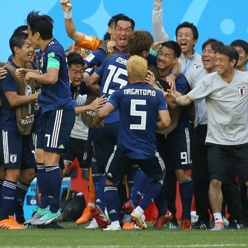 「歴史的なドラマ」 コロンビア紙が西野ジャパンを称賛