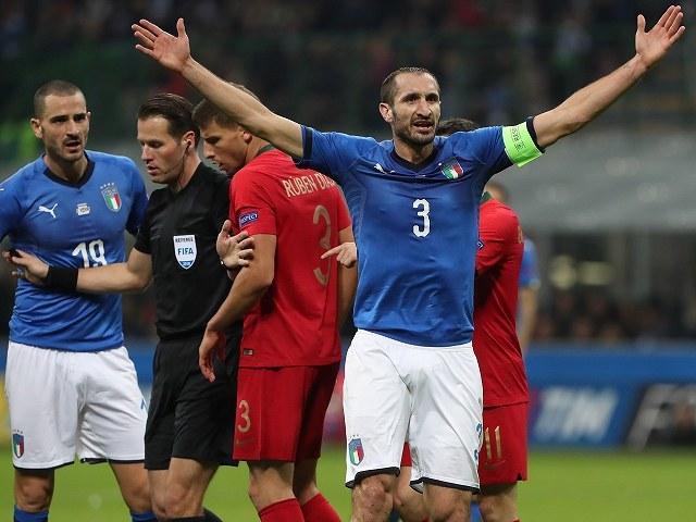 イタリア、攻勢も最後までゴールネットは揺らせず…ポルトガルは最終戦 ...