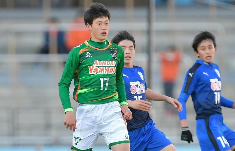 山田 メンバー 青森 2019 サッカー