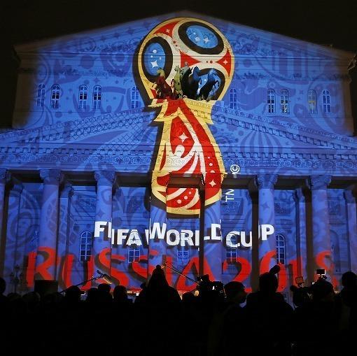 2018年 ロシア ワールドカップの大会ロゴが発表 サッカーダイジェストweb