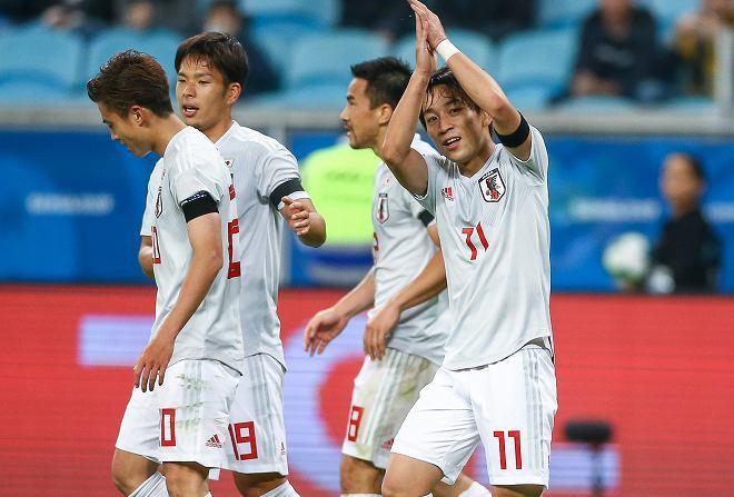 日本 対 エクアドル