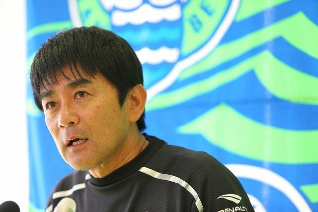 湘南】新監督に浮嶋敏氏が指名された理由と、承諾の決め手とは ...
