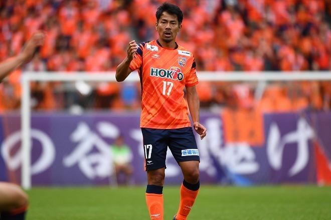 元日本代表MFの明神智和が現役引退を発表。「来季の契約のお話を ...