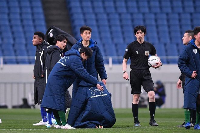 サッカー 青森 監督 山田